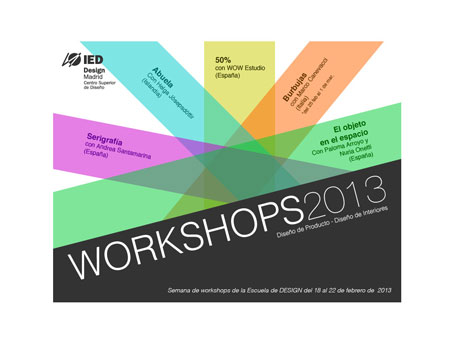 Workshops-IED-Madrid-Design