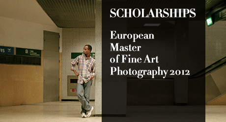 Scholarships for European Master of Fine Art Photography 2012