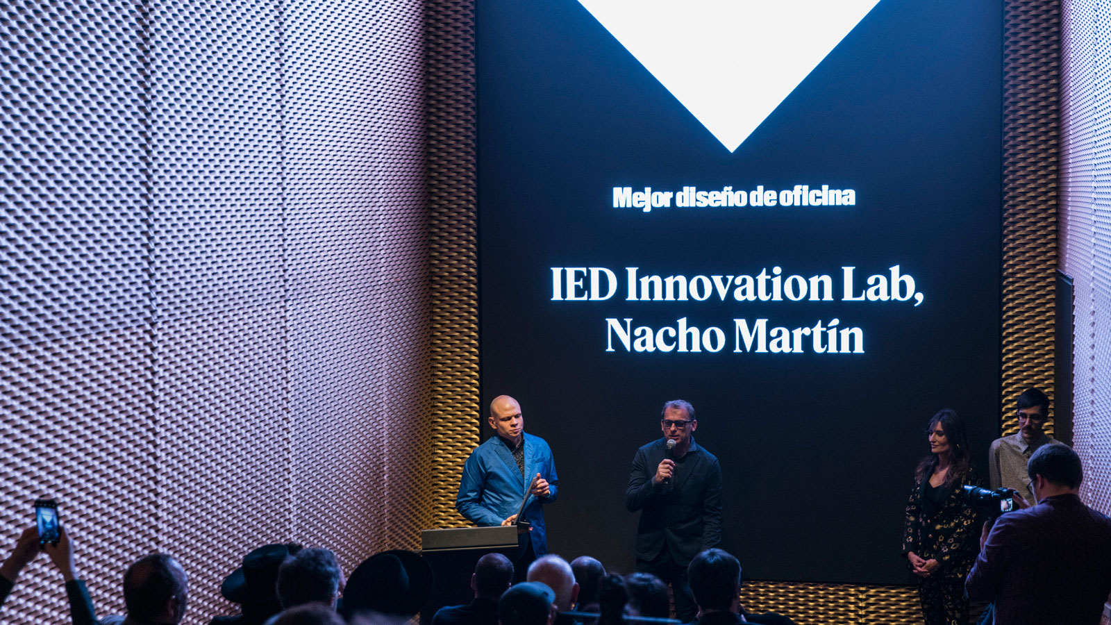 Premio T-Magazine IED Innovation Lab IED Madrid