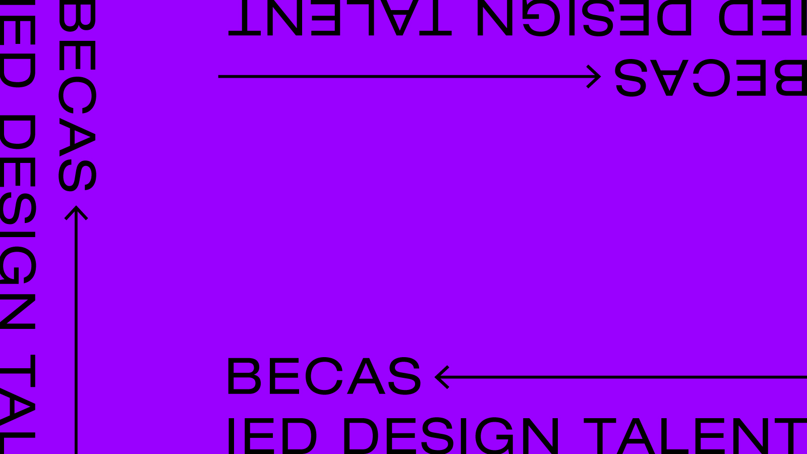 Becas IED Design Talent IED Madrid